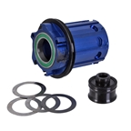 Tune Mag170 Rear Hub Cassette Body, HG11 Spd - Blue