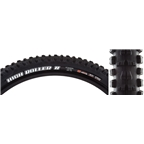 "Maxxis High Roller II 3CT/EXO/WT/TR 27.5 x 2.6"" Tubeless Folding Tire, Black"