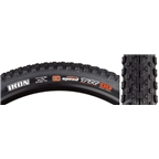 Maxxis Ikon SPEED/DD/TR Tubeless Folding Tire, 29 x 2.35, Black