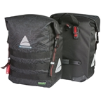 Axiom Monsoon Oceanweave 45+ Pannier, Black
