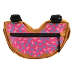 Snack! Donut Frame Bag