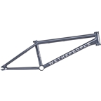 "We The People Envy XLT BMX Frame - 21.25"" TT, Anthracite"