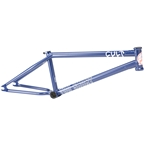 "Cult 2 Short BMX Frame - 21""TT, Blue"