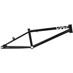 "Cult Race Pro XL BMX Frame - 21.5""TT, Black"