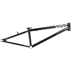 "Cult Race Cruiser BMX Frame - 22""TT, Black"