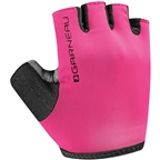 Garneau Calory Junior Gloves - Pink Glow, Short Finger, Youth