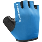 Garneau Calory Junior Gloves - Curacao Blue, Short Finger, Youth
