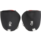 Bar Mitts Dual Position Extreme Road Pogie Handlebar Mittens - Externally Routed Older Shimano, Black