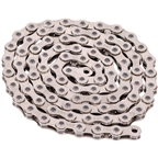 "Salt AM Chain - Single Speed 1/2"" x 1/8"", 100 Links, Silver"