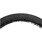 Schwalbe Super Moto-X Tire - 26 x 2.4, Clincher, Wire, Black/Reflective , Performance Line, GreenGuard, SnakeSkin
