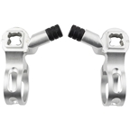 microSHIFT Road Pull Thumb Shifter Mount, Pair