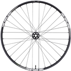 "Spank 350 Vibrocore Front Wheel - 27.5"", 15 x 110mm Boost, 6-bolt, Black"