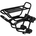 Topeak TetraRack R1 Front Rack for Road - Fork Blade Strap Mount, Black