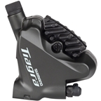 Shimano Tiagra BR-4770 Rear Flat-Mount Hydraulic Disc Brake Caliper with Resin Pads with Fins