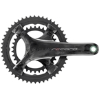 Campagnolo Record Crankset - 165mm, 12-Speed, 50/34t, 112/146 Asymmetric BCD, Campagnolo Ultra-Torque Spindle Interface, Carbon