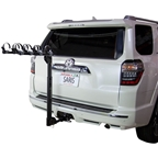 Saris Grand Slam Hitch Bike Rack: 4 Bike, Universal Hitch, Black