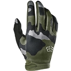 Fox Racing Youth Dirtpaw Przm Camo Gloves - Camo, Full Finger, Youth