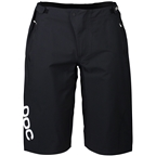 POC Essential Enduro Short - Uranium Black, Men's