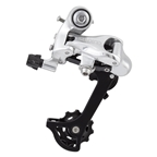 Sun XCD SXRD51M 9/10 Speed Rear Derailleur, Long, 34T, Silver
