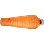 Big Agnes, Inc. Torchlight UL 30F Sleeping Bag - 850-Fill DownTek, Orange/Gray, Long