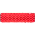 "Big Agnes, Inc. Insulated AXL Air Rectangular Sleeping Pad - Red, 20"" x 72"""