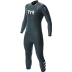 TYR Hurricane Cat 1 Wetsuit - Black, Men's