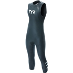 TYR Hurricane Cat 1 Sleeveless Wetsuit - Black, Men's