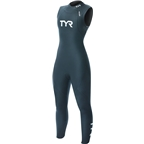 TYR Hurricane Cat 1 Sleeveless Wetsuit - Black, Women's