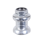 "Interloc Racing Design Double Roller Drive Headset, 1"" Threaded - Silver"