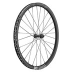"DT Swiss XMC 1200 Spline 30 Front Wheel: 29"", 15 x 110mm Boost, Center-Lock/6-Bolt, Black"