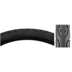 "Kenda Kwest Wire Bead Tire, 20 x 1-1/8"", Black, SRC"