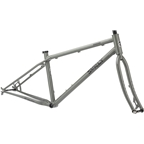 "Surly Lowside Frameset - 26"", Steel, Stray Hair Gray"