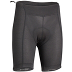 Bellwether Premium Mesh Undershorts - Black, Women's