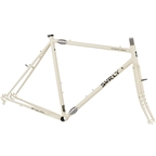 Surly Travelers Check Cyclocross Frame Dark Milk