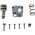 SRAM HRD/HRR Hydraulic Brake Master Piston Assembly Kit with Piston Plate and Bleed Screw - Left/Front Lever