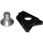 Exposure Cleat and Bolt for QR Handlebar Bracket