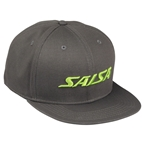 Salsa Always Rustlin' Snapback Hat - Gray, One Size