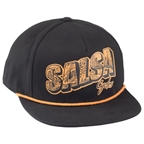 Salsa Wish You Were Here Baseball Hat - Gray, One Size