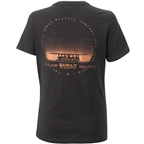 Surly Space Station Women's T-Shirt - Black, Copper