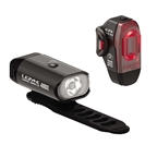 Lezyne Mini Drive 400 / KTV Pro Light Set Black