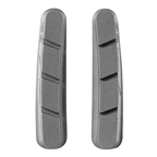 Mavic, Grey Carbon Pads, Caliper Inserts, Campagnolo, Grey, Carbon, Pair