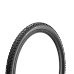 Pirelli Cinturato Gravel M 700 x 45C Folding Tire, Tubeless Ready, SpeedGrip, 127TPI, Black