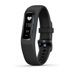 Garmin, vivosmart 4, Watch, Watch Color: Black, Wristband: Black - Silicone, Small/Medium