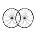 Spank 350 Vibrocore Front and Rear Wheelset, 29'' / 622, Disc IS 6-bolt, Shimano HG