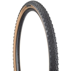 Teravail Rutland Tire - 700 x 47, Tubeless, Folding, Tan, Durable