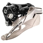 SRAM X.0 2x10sp Front Derailleur, Bottom Swing, Bottom Pull, Direct Mount