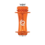 Industry Nine Classic Road Disc CL Front Disc Hub, 24H, 12mm TA, 100mm, Orange