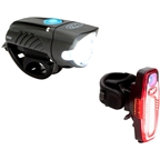 NiteRider Swift 500 and Sabre 110 Headlight and Taillight Set