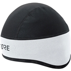 GORE C3 WINDSTOPPER(r) Helmet Cap - White/Black