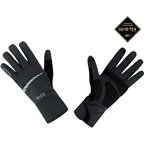 GORE C5 GORE-TEX Gloves - Black, Full Finger